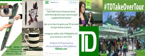 TD Bank Ad Billboard