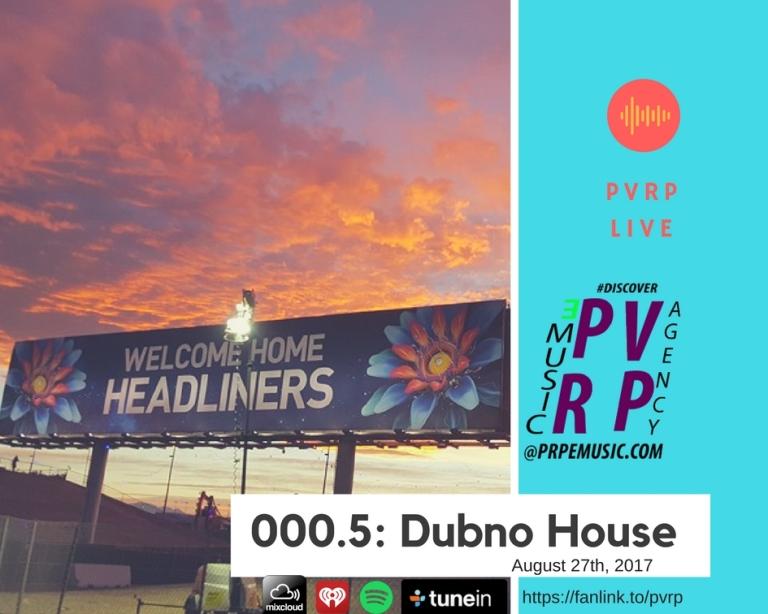 PVRP Live 000.5