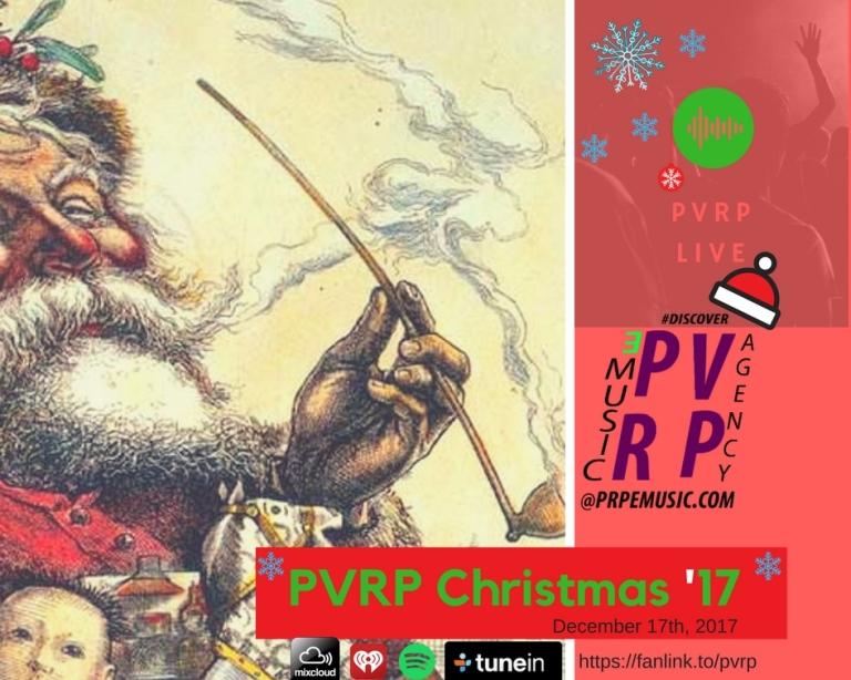PVRP Live Christmas 2017