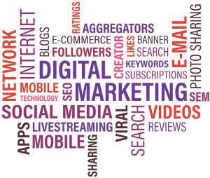 Digital Marketing Keywords