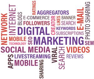 Digital Marketing Keywords