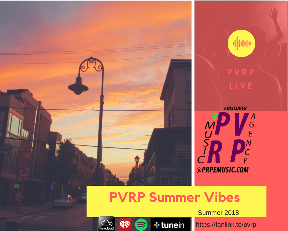 PVRP Summer Vibes