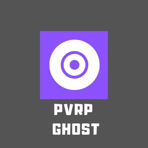 PVRP GHOST - PVRP Music