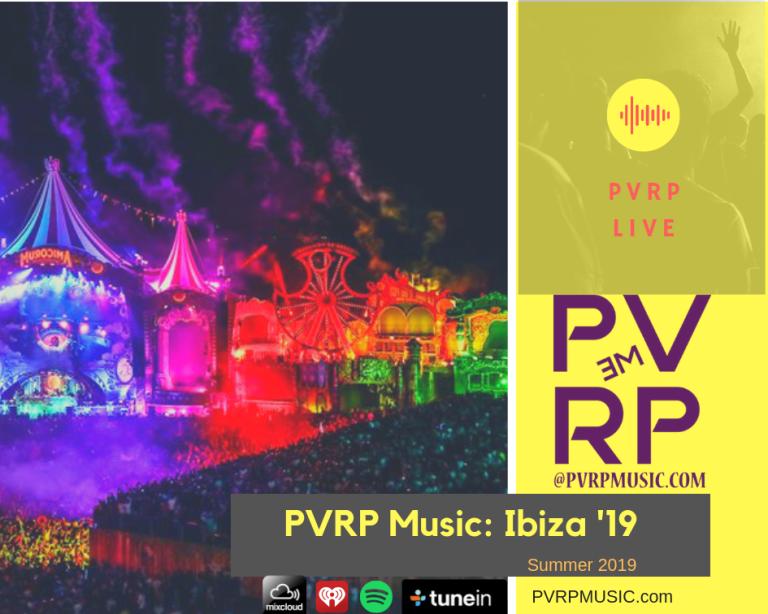 PVRP Music Summer 2019
