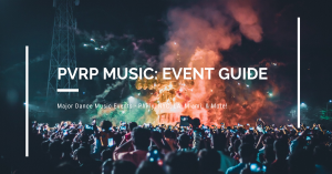 pvrp music event guide