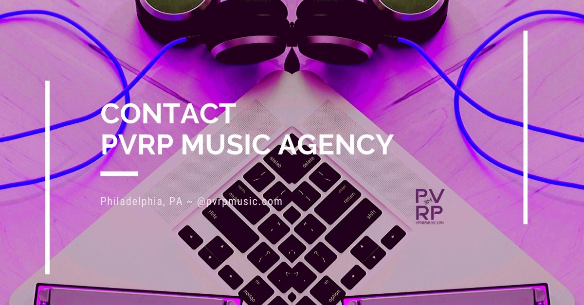 Contact PVRP Music Marketing Agency