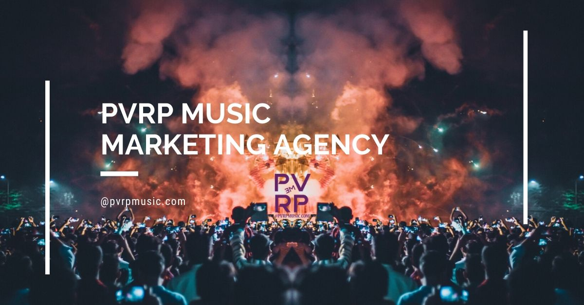 PVRP Music Marketing Agency