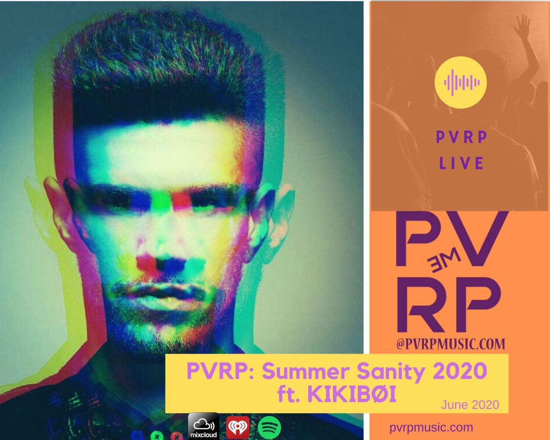 PVRP Music Live KIKIBØI